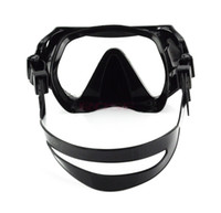 Wholesale Top Selling Scuba Silicone Diving Mask Snorkeling Swimming Spearfishing Equipment