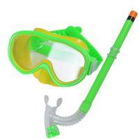 Wholesale Boys and girls unisex adjustable swimming glasses Scuba Diving Masks Anti Fog Goggles Masks Dive children Diving Glasses Snorkel