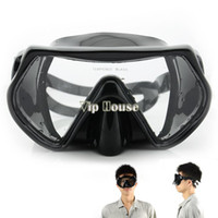 Wholesale Hot Sale Scuba Silicone Diving Mask Goggles Swimming Goggles Diving Equipment TK1071