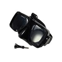 Wholesale Hot Hot Hot New Coming Models Molds DVR AV Camera hold underwater submersible diving mask M
