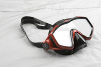 Wholesale Sturgeon Dragon diving mask M208S tempered glass swmming mask diving mask HIGH QUALITY FAMOUS BRAND