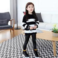 baby girl leggins - year skinny black kid leather pants girl legging baby pants kid legging leggins girl pants child legging fantasia infantil