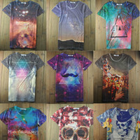 sublimation shirt - Custom own design sublimation D printing Tshirt price Fashion Cotton Tees Short Sleeve Flower Design Shirt