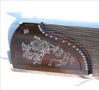 Wholesale Special Rosewood Redwood High Performance Guzheng Zither