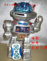 best dance radio - Best selling Russian Multi function infrared remote control robot dance radio toys