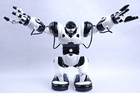 Wholesale hot TT313 remote control rc robot toy Roboactor humanoid intelligent Robot programmable voice control