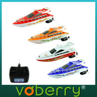 boat - Brand New RC boats remote control boat with high speed super gift for Kids Toy