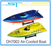 air cooled boat motors - DH7002 Air Cooled cm Remote Control RC Racing Boat Rc Twin Motor Boat Ready to Win hot