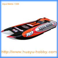 rc boat 26cc - Aqua Mania RTR CC G rc boat RC Gas Engine cc powered scale model boat