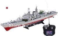 battleships models - Free EMS RC Boat Disintegrators Destroyer Scales battleship Model Remote Control High Simulation RC Warship Toys
