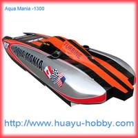 aqua systems - Aqua Mania RTR cc gas engine r c gas boat G system GL075