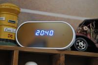 alarm clock module - High tech P CLOCK WIFI CAMERA Z6 motion detection alarm Remote real time Monitoring Camera Module