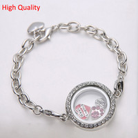 Cheap locket bracelet Best glass locket bracelet
