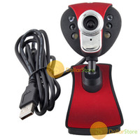 3d pc web camera - DollarStore buyable USB LED Mega Clip WebCam Web Camera w MIC Microphone for Laptop PC Excellent new