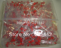 Wholesale MM Red LED red light emitting diodes