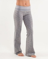 Wholesale yoga pants women style groove pants grey yoga wear canada brand yoga size