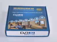 Wholesale DVB S2 FTA receptor digital receiver Box S926 plus for nagra3 iks and sks is free