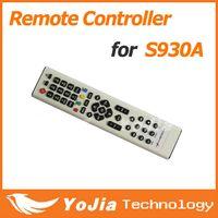 Wholesale-5pcs de control remoto para el receptor de satélite América del Sur AZ América S930 HD S930A controlador remoto envío libre de poste