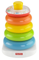 fisher price toys - Baby Toys Months Educational Fisher Stack Up Nesting Rainbow Tower Ring Learning Brilliant Basics Rock a Stack Rattle Price