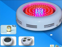 Wholesale Hot W LED UFO High Power Hydroponic Plant Lamp Grow Light Red Blue