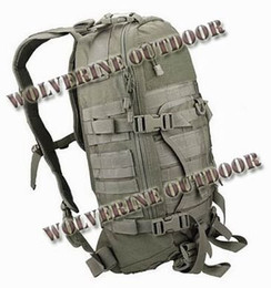 Wholesale TAD EDC Style Pack Tactical Molle Assault Backpack Olive Green Outdoor Bag Military Backpack