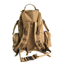 Wholesale New L Molle Assault Tactical Outdoor Military Rucksacks Backpack Camping Bag