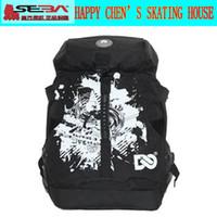 animal roller bag - Professional Skating Bag DENUONISS Skate Bag Roller Skate Bag Good Quality Athletic Products Camping Bag
