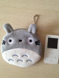 Wholesale TOTORO CAT Coin Purse Wallet BAG Pouch Mini BAG Pendant Chain Case Mini Storage BAG