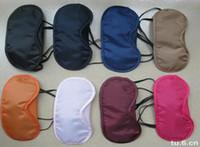 Wholesale 200pcs health care Sleep Eye Mask Cover Shade sleeping blindfold Relaxation rest