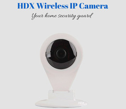 Wholesale Wireless MP P SD card supported P2P Two way talk Video Push IR CUT Security Home Baby Monitor CCTV IP Camera