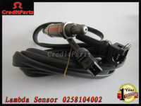Cheap Wholesale-Auto Parts Lambda Oxygen Sensor Boiler Lambda Sensor 0258104002 0 258 104 002 For MAN F2000 NL MERCEDES T1