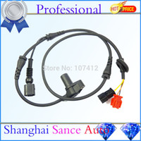 Wholesale Front ABS Wheel Speed Sensor B0927803C D0927803D ALS424 For VW Volkswagen Passat Audi A6 Quattr