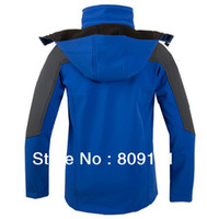 activities repellents - Hot selling Wind resistant and water repellent high stretch high breathability Hiking Activity Men Softshell Jacket