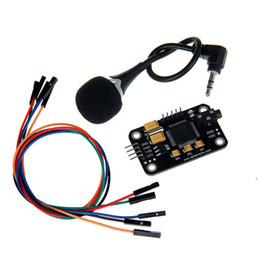Wholesale Voice Recognition Module for Arduino Compatible Control your devices Dropshipping