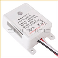 automatic time switch - AC V Intelligent Automatic Auto ON OFF Light Sound Voice Sensor Switch s Time Delay