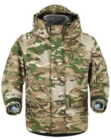 Wholesale US ARMY ECWCS PARKA multicam camouflage in jacket