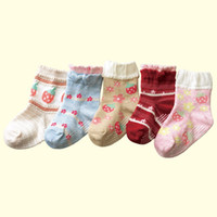 baby alive accessories - pair toddlers slipper socks chirstmas warm anti slip baby alive accessories children s socks roupas infantil meimas