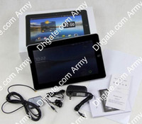 Wholesale 10pcs inch epad Infortm X220 android GPS Camera GHz tablet pc drop shipping support