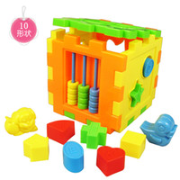 abs raw material - Raw material abs shape mental case multifunctional combination building blocks toy