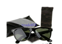 Wholesale 20 Woman s Sunglasses Hot sell sunglass come with box mixed color order
