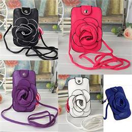 Wholesale-CL Designer Women Lady Messenger Bags Cute Flower Decoration Key Bag Cross Body Bag Women LC