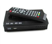 Cheap Wholesale-New HDMI Digital Video Broadcasting Full HD DVB-S2 Satellite TV Receiver BISS Key HDTV DVB-S Mpeg4 Set Top Box