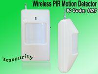 <b>Sensor</b> de infrarrojos PIR detector de hilos al por mayor-sensor de movimiento para el sistema de alarma inalámbrica, sistema de seguridad 10pcs / lot liberan el envío