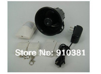 home security equipment - Wireless Alarm equipment Home Security Alarm System infrared detector door sensor