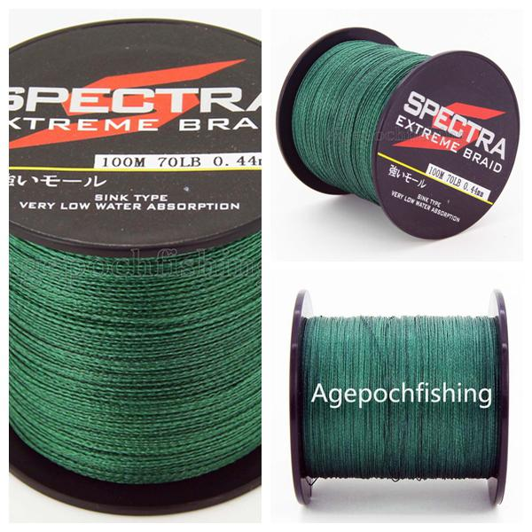 Wholesale super low price only for promotion 100m for Bulk braided fishing line