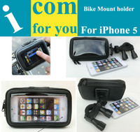bicycle stand design - New design High quality Waterproof bag case Bicycle Bike Mount holder stand for iPhone s c