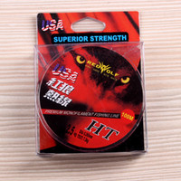 big red buy - American red wolf M fishing lines a big promotion super pulling force buy two get one free buy five get two
