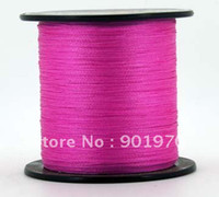 Wholesale NEW STRANDS BEST QUALITY SPECTRAPE M LB BRAIDED DYNEMA FISHING LINE PURPLE