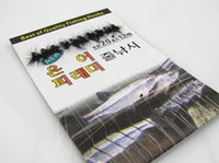 ant bait - NEW Black Ant Hook fly fish Fly Fishing bait Trout Salmon Flies Set Fly Fishing Lure
