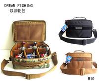 bale bags - fishing reels bag Professional fishing gear bales road and large capacity single shoulder bag